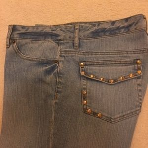Michael Kors Blue Jeans - Boot Cut